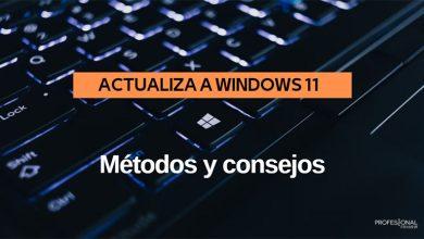 actualizar windows 11