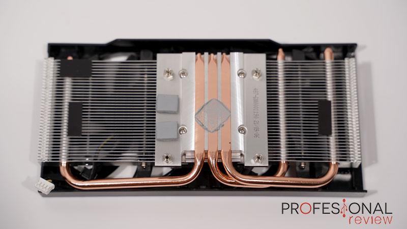 AMD Radeon RX 6600 Disipador