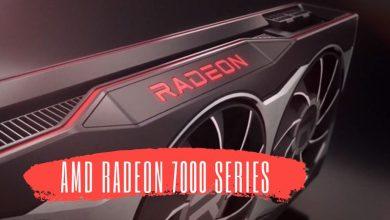 tarjeta grafica radeon rx 7000 series