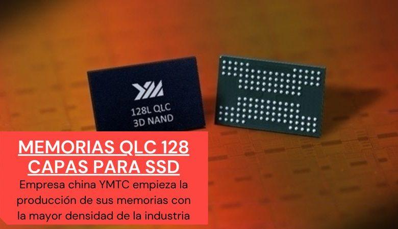 chip memoria 3d nand flash qlc