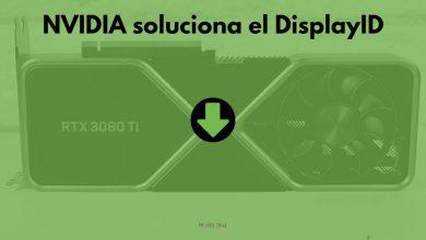 nvidia displayid