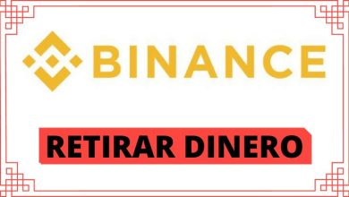como retirar dinero exchange binance